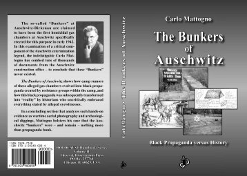 The Bunkers Auschwitz - aaargh