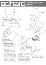 151600 Dosiermaschine Edhard - Schneider GmbH