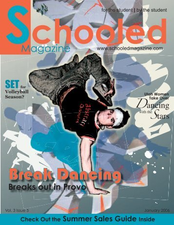 JAN. ISSUE - Schooled Magazine