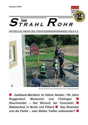 100 Jahre Roggendorf, Merkenich und Fühlingen - Feuerwehr Köln