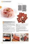 Silikon-Backformen Silicone baking moulds - Schneider GmbH - Seite 3