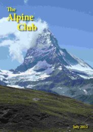 July 2012 c.pdf - Alpine Club