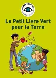 Le Petit Livre Vert pour la Terre - Fédération Française de Karaté et ...