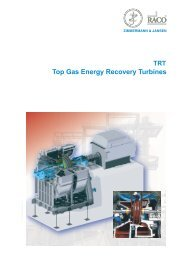 Fast and exact Top Gas Pressure controlling - Z&J Technologies ...