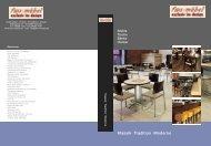 Serie Euroselect - Geschäftsausstattung von fws-moebel
