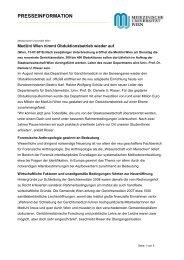 MedUni Wien nimmt Obduktionsbetrieb wieder auf - Termine ...