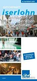 gutschein - Gesellschaft für Wirtschaftsförderung Iserlohn