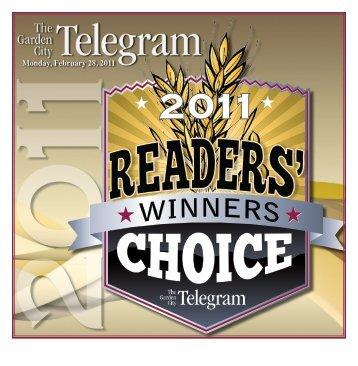 Monday, February 28, 2011 - Garden City Telegram
