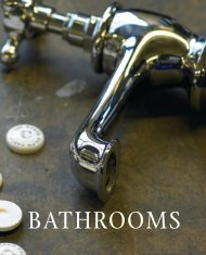 our bathroom collections - Fired Earth