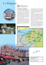 La Belgique - Atelier du Voyage