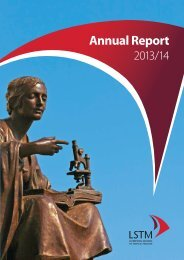 2013 2014 lstm annual report