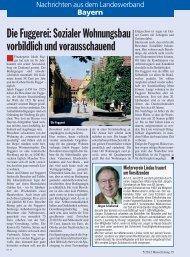 Bayern - Deutscher Mieterbund