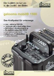 RICHTER Flyer galooma mobil+