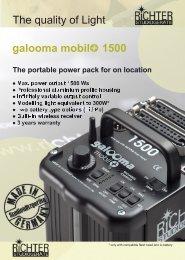 galooma mobil+ 1500 (english)