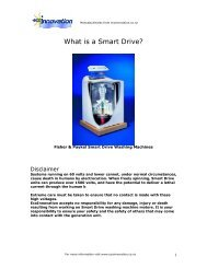 What is a Smart Drive? - Windenergy