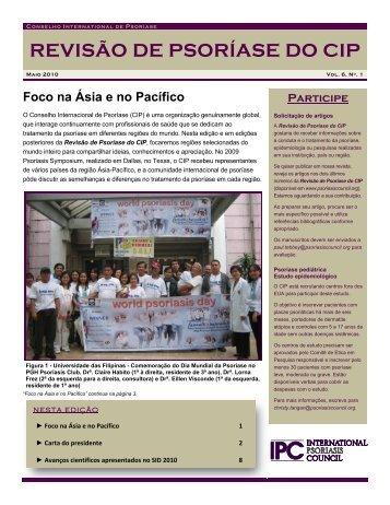 REVISÃO DE PSORÍASE DO CIP - International Psoriasis Council