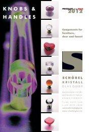 Katalog Download (1,4 MB) - SCHÖBEL KRISTALLGLAS GMBH