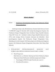 Pengawasan Penyelenggaraan Kegiatan Alat ... - Bank Indonesia
