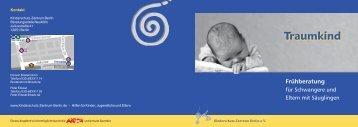 Projekt Traumkind - Kinderschutz-Zentrum Berlin