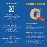 BANNERBOND - Baumann & Rohrmann GmbH