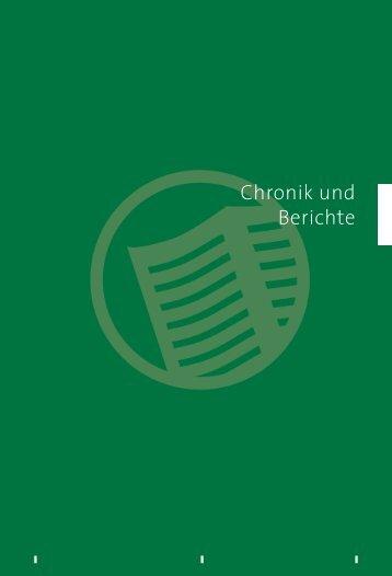Chronik und Berichte (Seite 169 - ARD