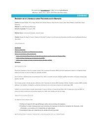 Reconstrucción Mamaria - Sociedad Chilena de Mastología