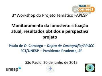 Monitoramento da Ionosfera - MundoGEO#Connect LatinAmerica ...