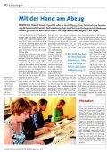 Die Veeh-Harfe ist ein beruhigendes  Instrument.  Man ... - Schönblick - Seite 2