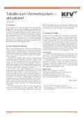 Tabelle zum Vormerksystem - Kfv - Seite 2