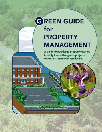 Green Guide for Property Management - Partnership for the ...