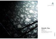 Katalog HITOM série METALLIC [ pdf, 31 MB ] - Butterfly Trading