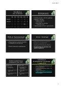 Emner i foredraget Videncentrenes organisation Videncenter opgaver - Page 7