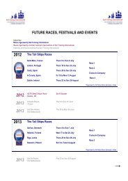 Race - Sail Training International