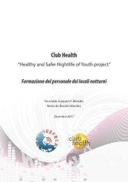Formazione del personale dei locali notturni - Club Health