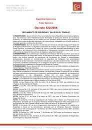 Reglamento 522/06 - Estrucplan