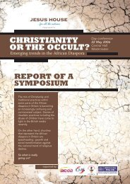 Christianity or the Occult? - Lapido Media