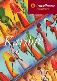 Karibik - Travelhouse