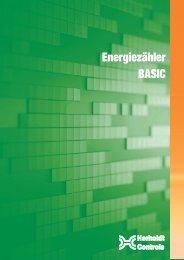 3-Phasen Energiezähler - Basic