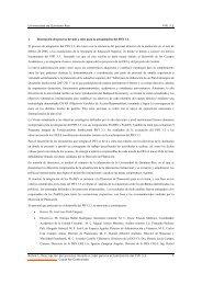 I. Descripción del proceso llevado a cabo para la actualización del ...