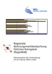 2004-02-26 Dokumentation der Tagung in Selm