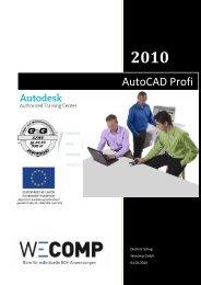 AutoCAD Profi - Scholle und Partner GmbH