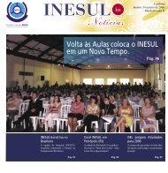 INESUL Notícias - Janeiro/Fevereiro de 2006