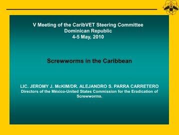 Screworm - Caribvet
