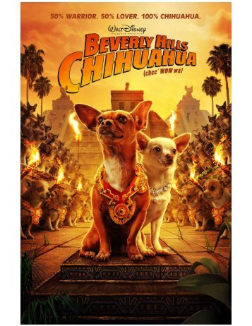 Beverly Hills Chihuahua - Thecia