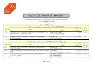 Liste des marchés conclus en 2012 - Agglomération de Marne-la ...