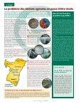 Fil Des Saisons #23 Printemps 2008 - Comptoir Agricole - Page 3