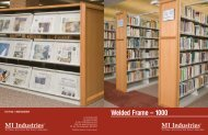 Welded Frame Catalog (PDF) - MJ Industries