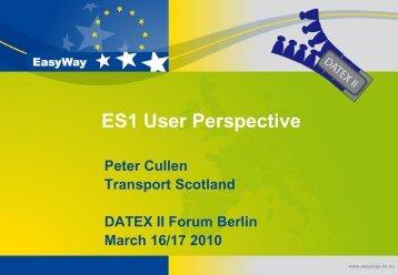 P. Cullen - datex2