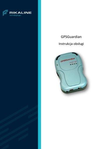 GPS Guardian - instrukcja - JelCar