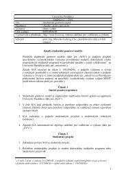 Směrnice č. 1/2010 - Dokumenty - Univerzita Pardubice